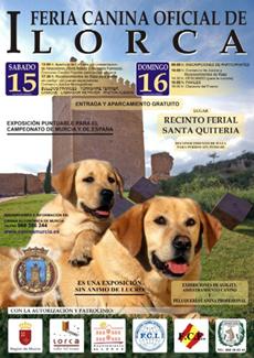 I Feria Canina Oficial de Lorca