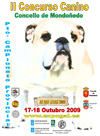 II CONCURSO NACIONAL CANINO. CONCELLO DE MONDOEDO