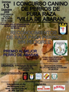 Concurso Canino Villa de Abaran